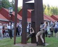 Åpning skulpturparken Bærums Verk